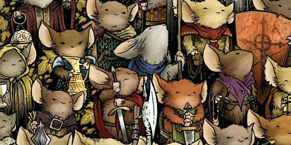 Mouse Guard Roleplaying Game, 2nd Ed Book .pdf Full Download Zip