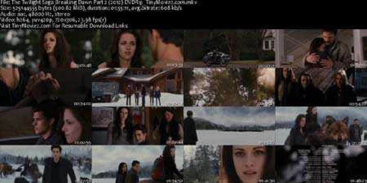 Dubbed Twilight Saga Breaking Dawn Part 2 Free Dubbed Download