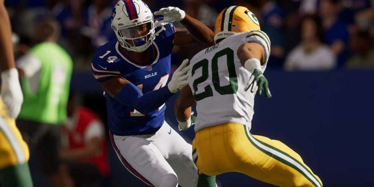 """The """"Madden 22"""" which is a massive scouting update"""